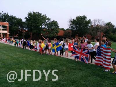 第3回WFDYS子供キャンプ